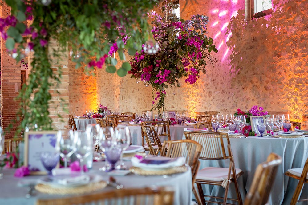 Galeria organizacion de enevtnos bodas y fiestones 3